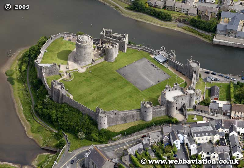 Visits During Your Walking Holiday Pembroke Castle