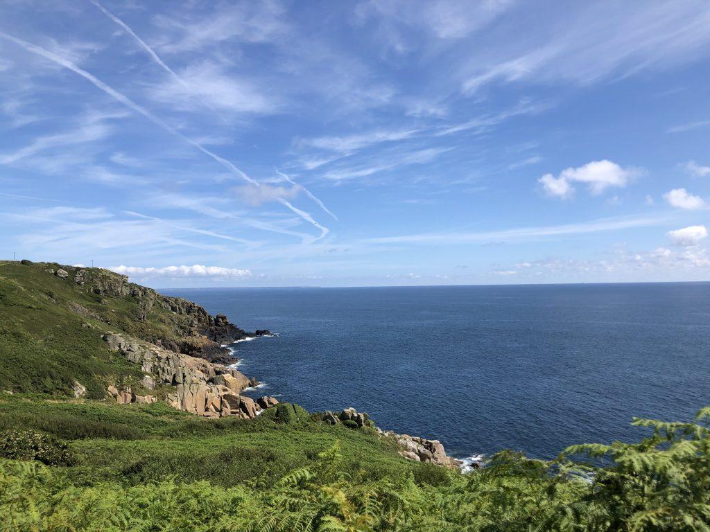 Summer Walking - St Loy