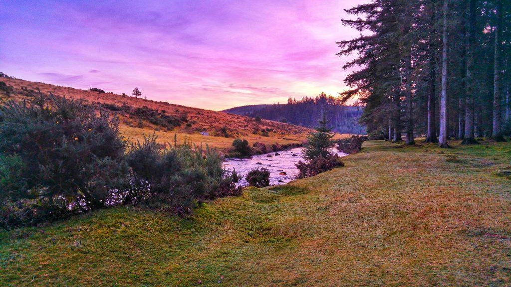 Dartmoor Walking in the Autumn